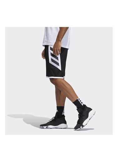 adidas Adidas Erkek Günlük Şort Pro Madness Shr Fh7947 Siyah